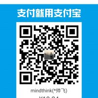 mindthink alipay qrcode